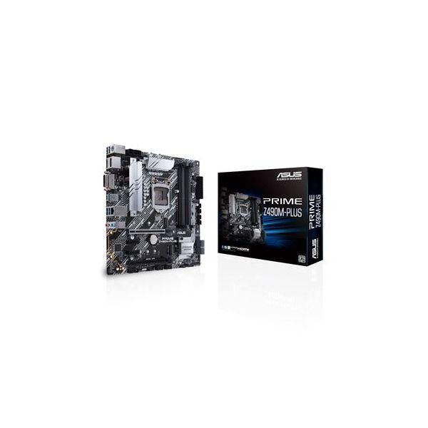 Motherboard Asus PRIME Z490M-PLUS