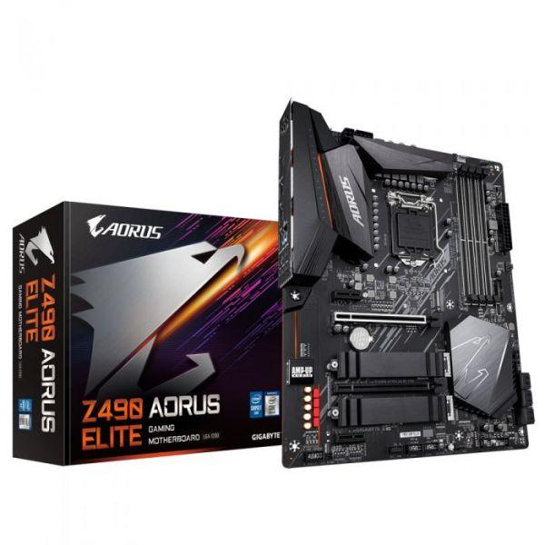 Motherboard Gigabyte Z490 Aorus Elite (rev. 1.0) - GMZ49ELT-00-G