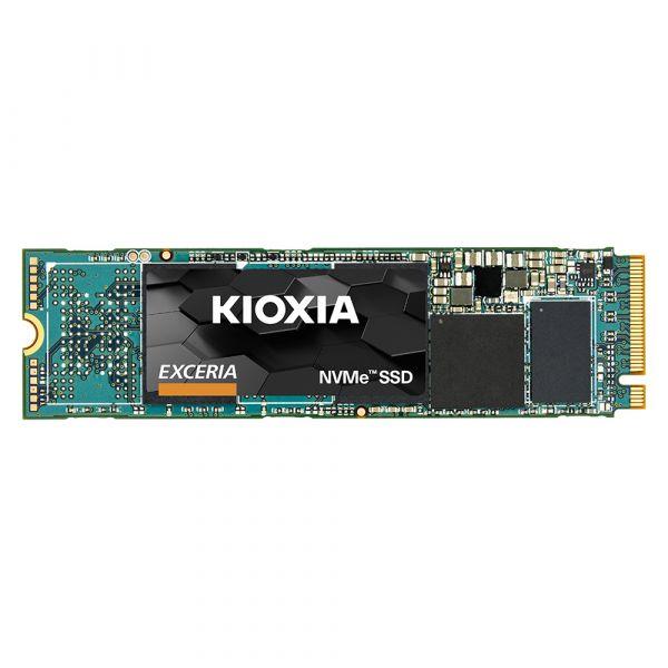 Kioxia 250GB SSD EXCERIA NVMe M.2 2280 - LRC10Z250GG8