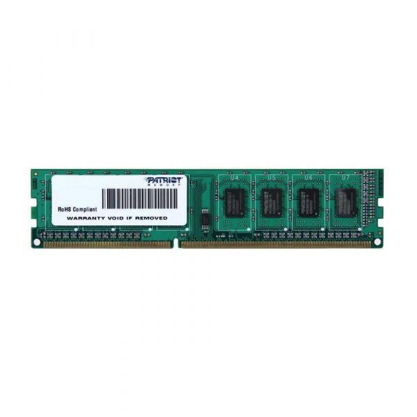 Memória RAM Patriot 4GB DDR3-1333 Signature Line - PSD34G133381