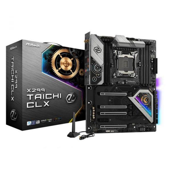 Motherboard AsRock X299 Taichi CLX - 90-MXBBH0-A0UAYZ