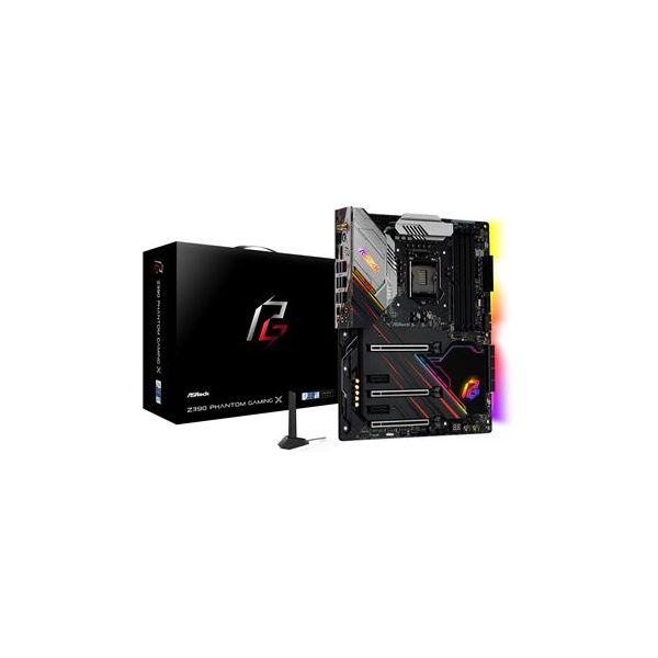 Motherboard ASRock Z390 Phantom Gaming X - 90-MXBAJ0-A0UAYZ