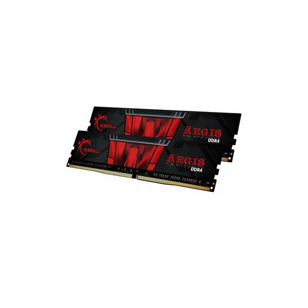 Memória RAM G.Skill 32GB Ripjaws DDR4 2CL18 - F4-3200C16D-32GIS