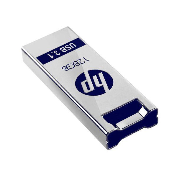 HP 128GB X795W USB 3.0 Silver Blue