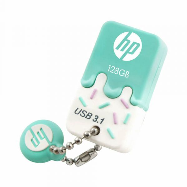 HP 128GB X778W USB 3.0 Green