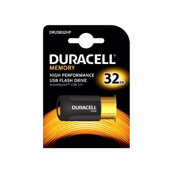 Duracell 32GB High Performance USB 3.0 - DRUSB32HP