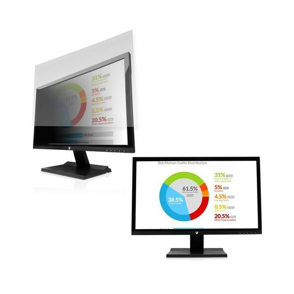 V7 Filtro privacidade 27´´ 16:09 MONITOR SIZE 23.46 X 13.18 - PS27.0W9A2-2E