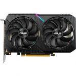 Asus GeForce GTX 1660 SUPER Mini OC Edition 6GB GDDR6 - 90YV0DT4-M0NA00