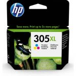 HP Tinteiro 305 XL Tricolor - 3YM63A