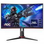 "Monitor AOC 27"" C27G2ZE Curvo 240Hz FreeSync (0.5ms)"