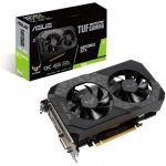 Asus GeForce GTX 1650 TUF Gaming 4GB OC GDDR6 - 90YV0EH0-M0NA00