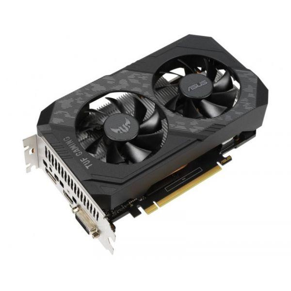 Asus GeForce GTX 1650 TUF Gaming 4GB OC GDDR6 - 90YV0EH0-M0NA00