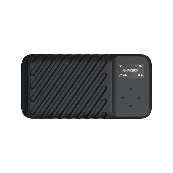 Gnarbox 256GB Sistema Portátil de Salvaguarda e de Edição SSD 2.0