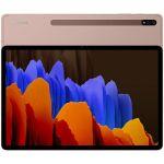 """Tablet Samsung Galaxy Tab S7+ 12.4"""" 6GB/128GB Wi-Fi Bronze - SM-T970NZNAEUB"""