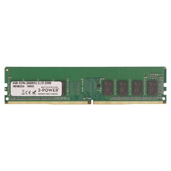 Memória RAM 2-Power 4GB DDR4 2666MHz CL19 DIMM - 2P-AD4U2666W4G19