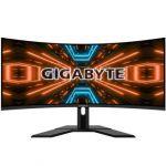 """Monitor Gigabyte 34"""" G34WQC 144Hz LED WQHD Curvo"""
