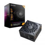 EVGA Supernova 750 GT 750W 80 Plus Gold Modular