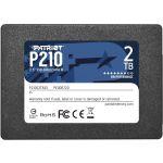 "Patriot 2TB P210 SSD 2.5"" - P210S2TB25"