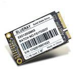 BlueRay 250GB SSD mSata BlueRa 550/500Mbps SATA3 3D TLC NAND - SDM5SI256A