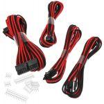 Phanteks Kit de Expansão Cabos Sleeved 50cm Vermelho / Preto - PH-CB-CMBO_BR