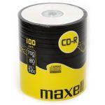 Maxell CD-R 52x 700MB (Pack 100) - 624037