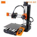 Prusa Impressora 3D Mini+ Kit Orange