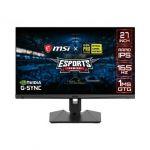 """Monitor MSI 27"""" Optix MAG274QRF LED IPS WQHD 165Hz G-Sync"""