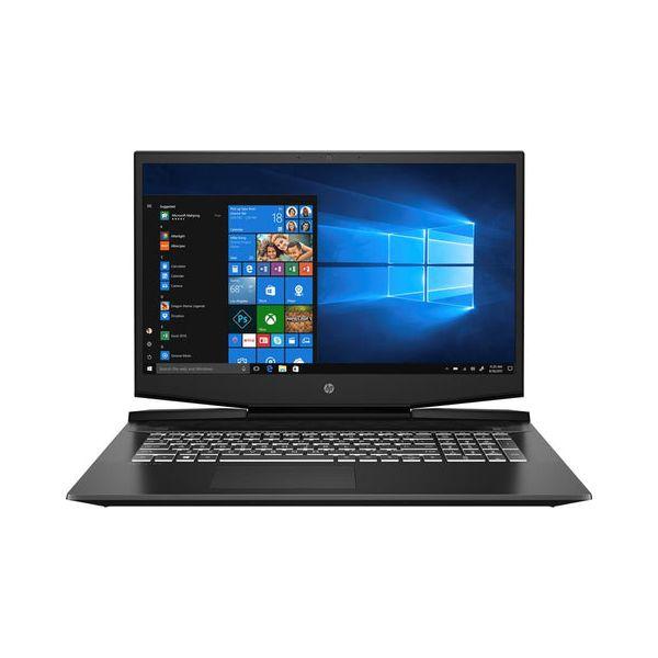 HP Gaming Laptop 17-cd1006np i7-10750H 16GB 512GB Wi10 H