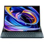 """Asus Zenbook Pro Duo UX582LR-90D37AP1 15.6"""" i9-10980HK 32GB 1TB SSD RTX 3070 W10 Pro"""