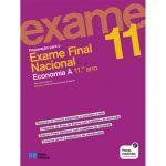 Preparação para o exame nacional - economia a - 11 ano