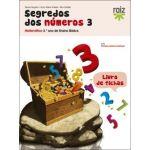 Livro de Fichas - Segredos dos Números 3 - Matemática - 3. Ano