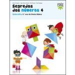 Livro de Fichas - Segredos dos Números 4 - Matemática - 4. Ano