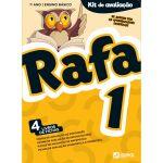 Rafa 1 - Kit de Avaliação 1º Ano