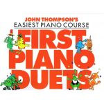 John Thompsons Livro Easiest Piano Course First Piano Duets