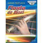 Carisch Livro Metodo Facil Flauta Bisel (com Cd)
