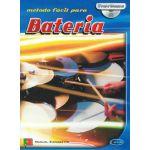 Carisch Livro Metodo Facil Bateria (com Cd)