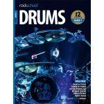 Rockschool Livro Drums Grade 7 2018+