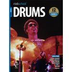 Rockschool Livro Drums Grade 6 2018+