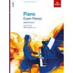 Abrsm Livro Piano Exam Pieces 2021&2022 Grade 1