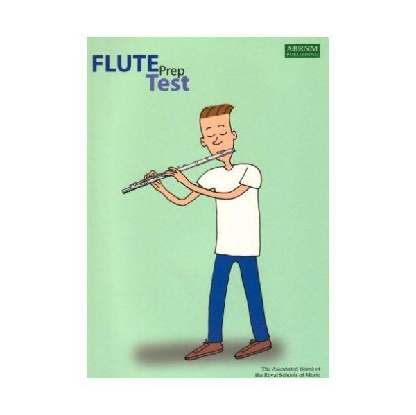 Abrsm Livro Flute Prep Test