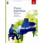 Abrsm Livro Piano Exam Pieces 2015 & 2016 - Grade 8