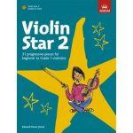 Abrsm Livro Violin Star 2 (com Cd)