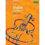 Abrsm Livro Violin Exam Pieces - Grade 6 (com Cd)