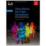 Abrsm Livro Time Pieces for e Flat Saxophone - Volume 1