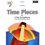 Abrsm Livro Time Pieces for e Flat Saxophone - Volume 2
