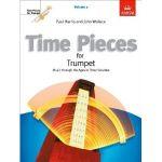 Abrsm Livro Time Pieces for Trumpet - Volume 2