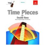 Abrsm Livro Time Pieces for Double Bass - Volume 2