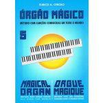Eurico Cebolo Livro Orgão Magico 5