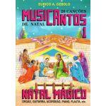 Eurico Cebolo Livro Musicantos Natal Magico