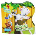 Europrice - Histórias de Animais - A Gata Brincalhona - HI5331-A